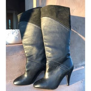 Classy Seychelles heeled leather boots!